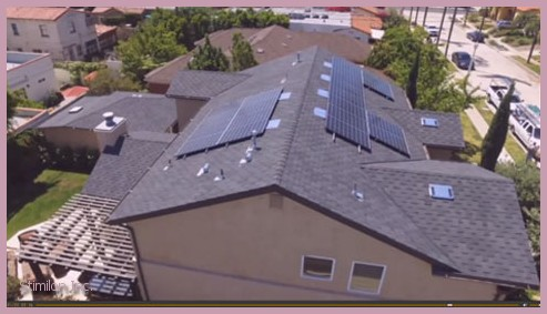 solar roofing contracting