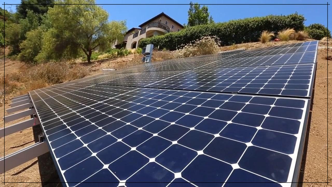 Solar Power Company Eastvale